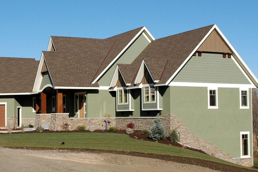 Home Exterior by Behr Design